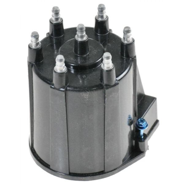 Ignition Distributor Cap For Chevy Gmc Truck Pontiac V6