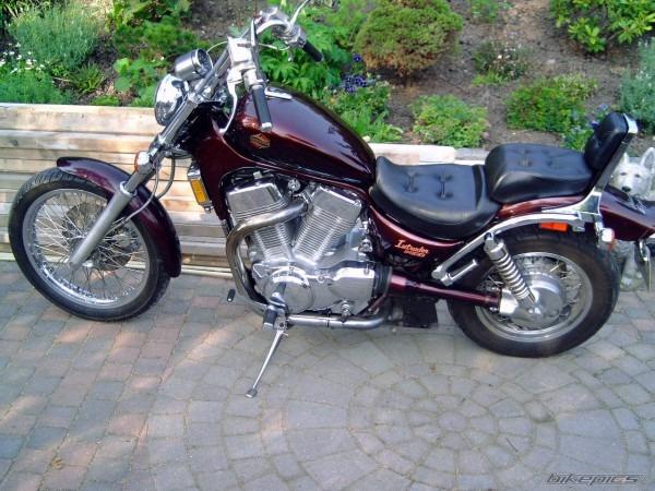 1987 Suzuki Intruder 1400