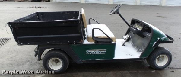 Ez Go Workhorse 1200 Golf Cart