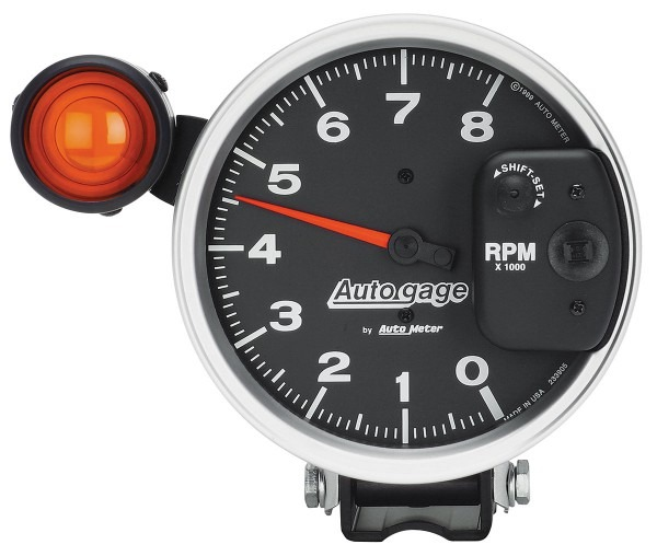 Autometer Tachometer, Autogage 5  Monster Shift