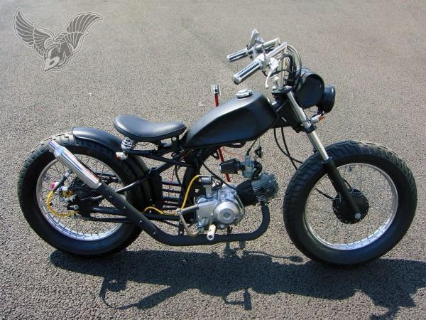 Honda Cub90 Dax