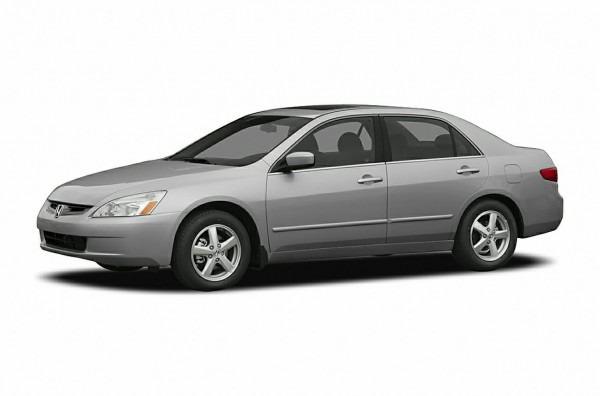 2005 Honda Accord Pictures
