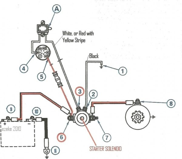 Ford Solenoid Wiring Diagram With Gm