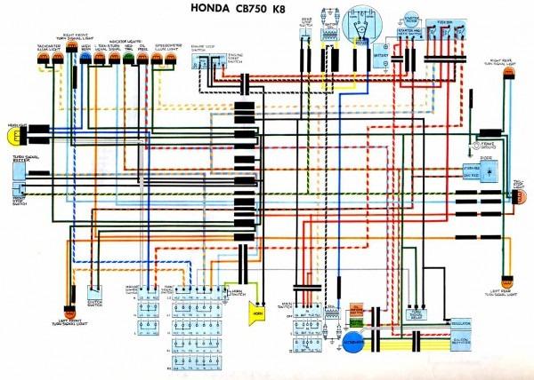 Cb450 Wiring Diagram