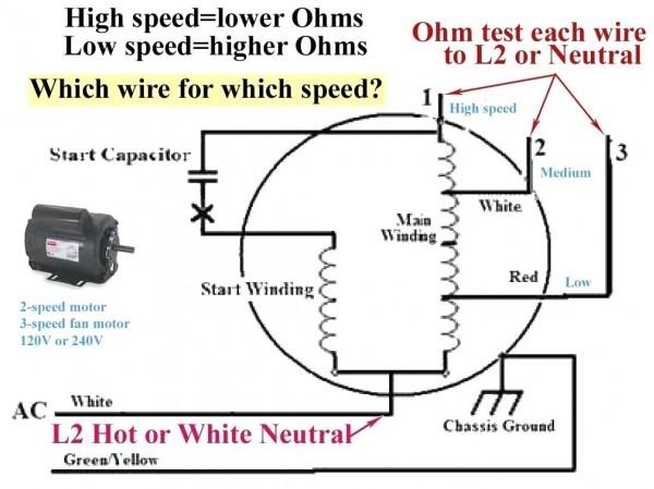 1 2 Hp Century Electric Motor Wiring Diagram
