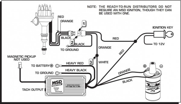 Wiring Diagram For Msd 6a2