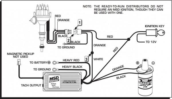 Msd 7al Wiring Diagram