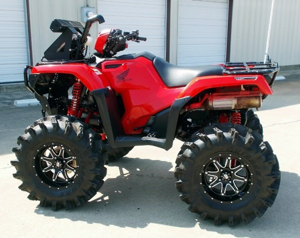 Lifted Honda Foreman