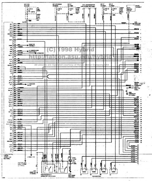 D16z6 Vtec Wiring Diagram