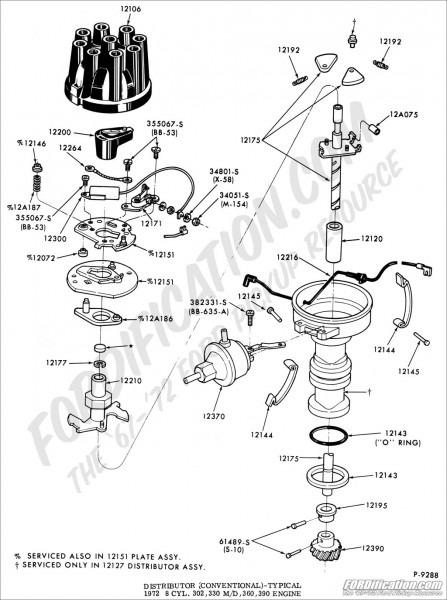 Msd Distributor Wiring