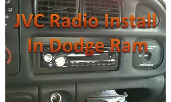 1999 Dodge Ram Radio Wiring