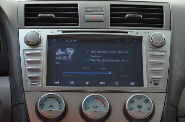 2007 Camry Radio