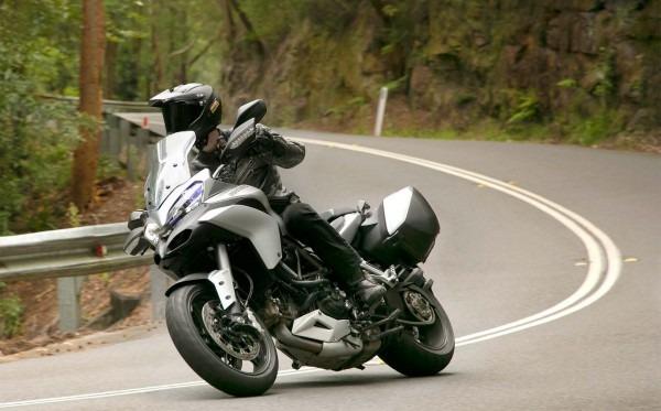 Quikspin  Ducati Multistrada 1200 S Touring – Get Active