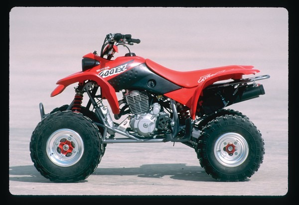The Life And Times Of Honda's Trx400ex
