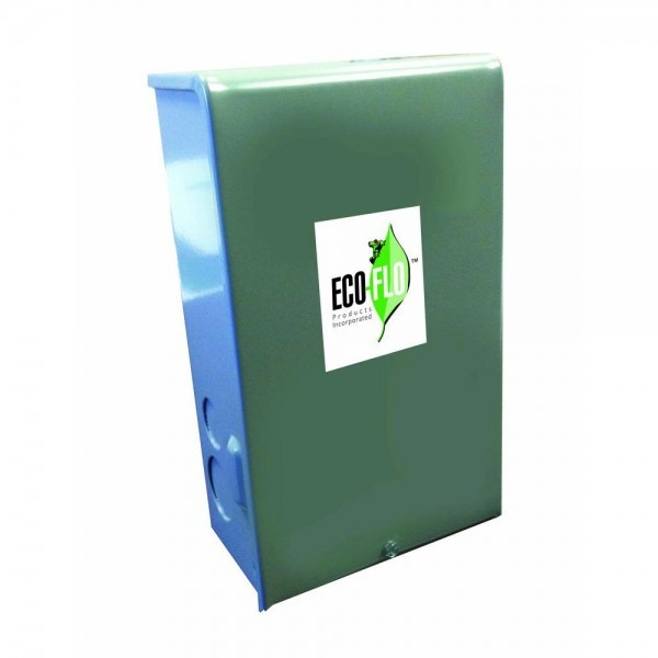 Eco Flo 1 2 Hp Control Box For 4 In  Well Pump
