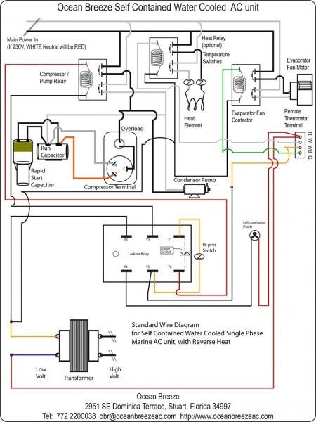 First Wiring Diagram