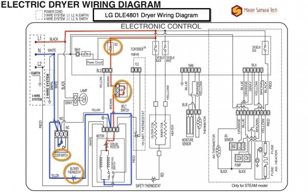 Lg Tromm Wiring Diagram
