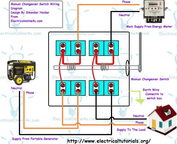 Mcb Wiring Diagram