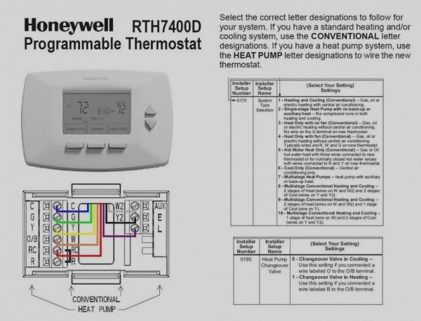 Goodman Furnace Thermostat Wiring