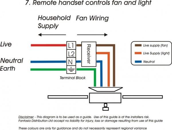 Hunter Wiring Diagram