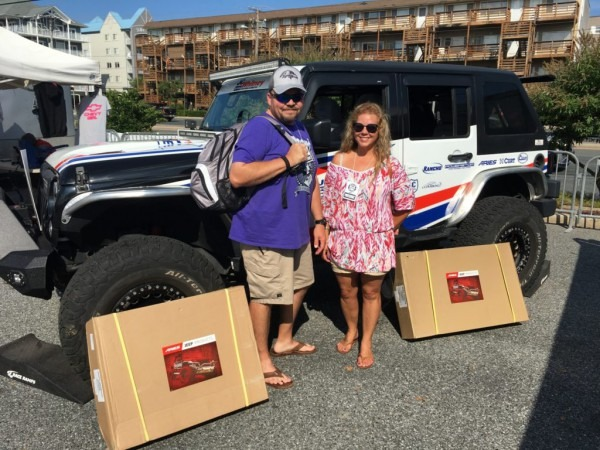 Ocean City Jeep Week Event Report