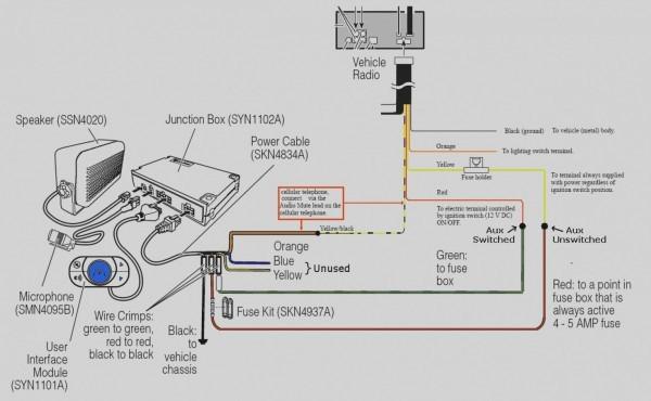 Cb Radio Wiring Diagram