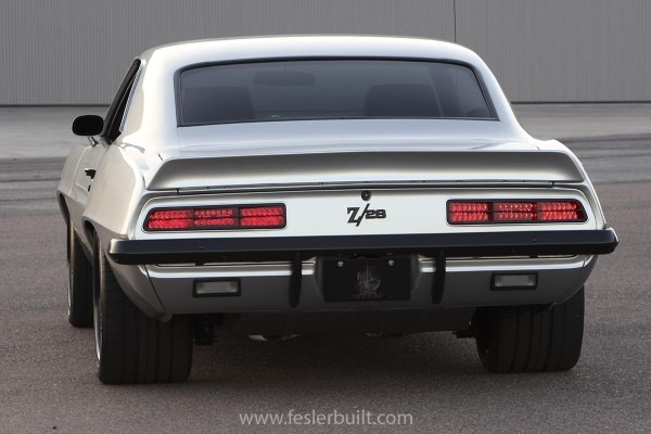 Fesler 1969 Twin Turbo Camaro