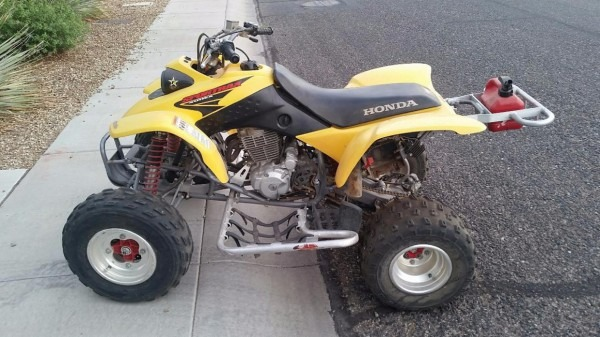 2003 Honda Trx 400ex Motorcycles For Sale