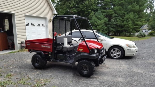 Kawasaki Mule 3010 Motorcycles For Sale In New York