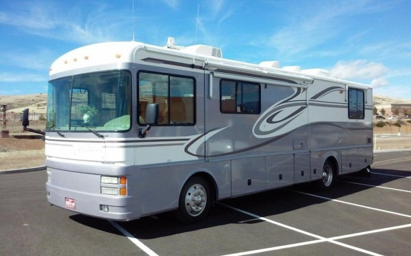 Fleetwood Discovery 34q Rvs For Sale