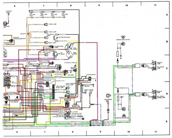 1955 Cj5 Wire Harness Schematic