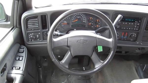 2003 Chevrolet Silverado, Pewter