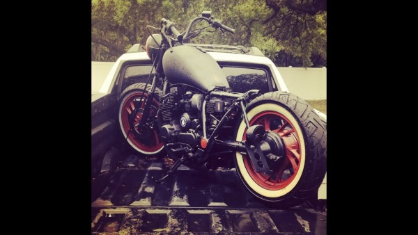 New Project  1983 Yamaha Maxim Xj750 Bobber Build