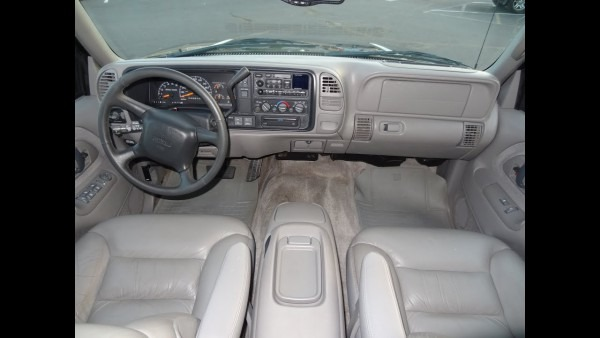 1999 Gmc Yukon Slt For Sale V8 Suv 350 Interior Options Review