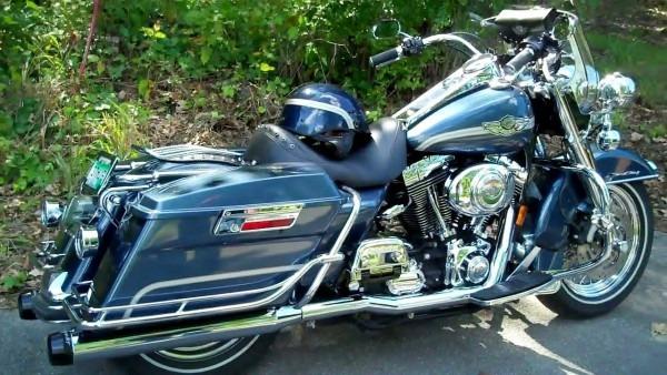2003 Harley Davidson Road King