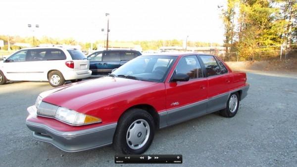 1995 Buick Skylark Custom V6 Start Up, Exhaust, And In Depth Tour