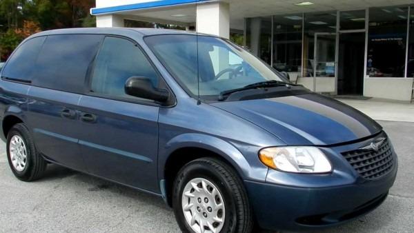 2002 Chrysler Voyager Mini Van Charleston Used Cars South Carolina