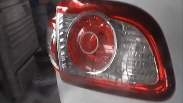 How To Replace A Hyundai Santa Fe Tail Lamp Light Or Bulb On