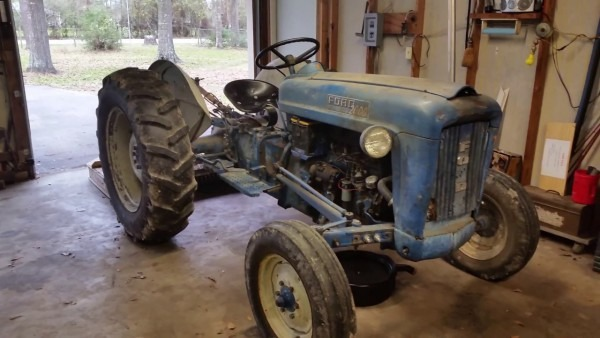 My Thoughts And Review On My 1964 Ford 2000 Tractor