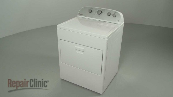 Whirlpool Electric Steam Dryer Disassembly – Dryer Repair Help