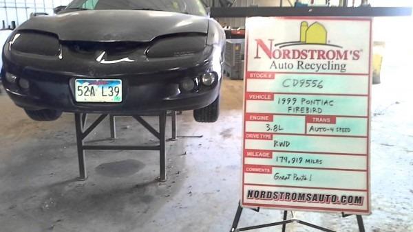Parts For 1999 Pontiac Firebird Cd9556
