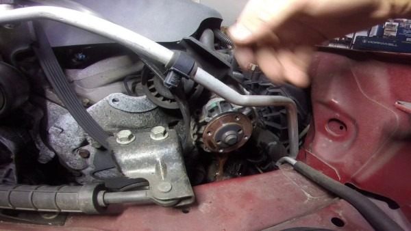 Pontiac G6 Waterpump Replacement