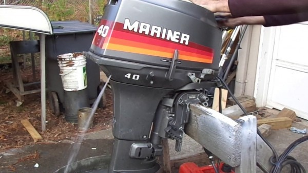 Mariner 40 Hp Outboard
