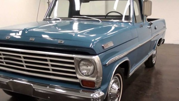 1967 Ford F100 Swb Big Block Pickup