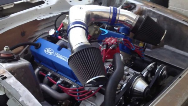 95 Ford Mustang Gt 306 Engine