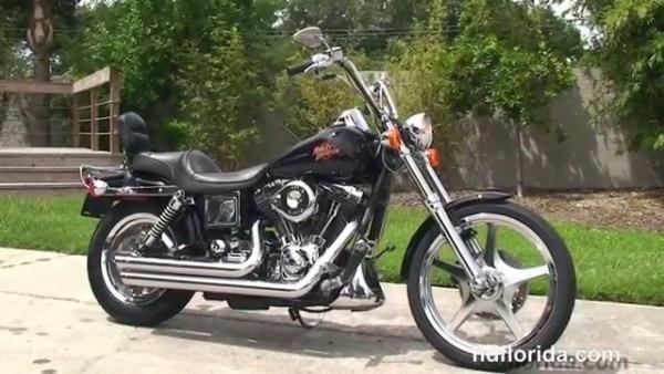 Used 2001 Harley Davidson Fxdwg Dyna Wide Glide