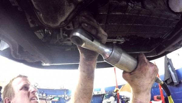 2004 Buick Lesabre 4t65e Transmission Removal