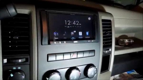 2009 Dodge Ram 1500 Radio
