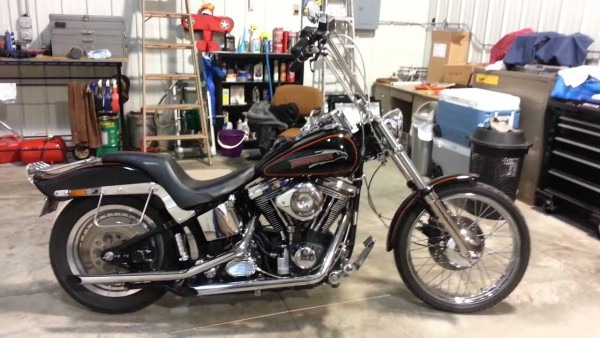 1990 Softail Custom