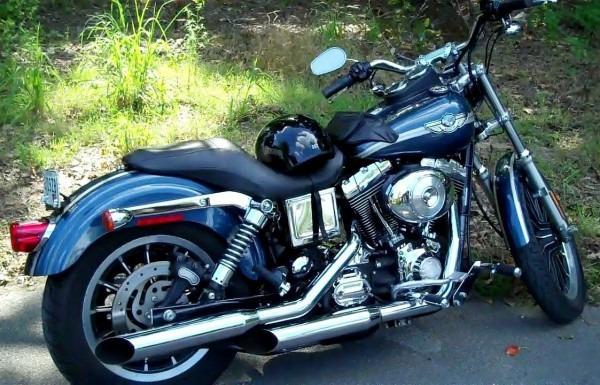 2003 Harley Davidson Low Rider